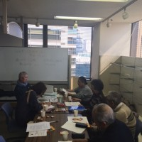 県連の定例会議2